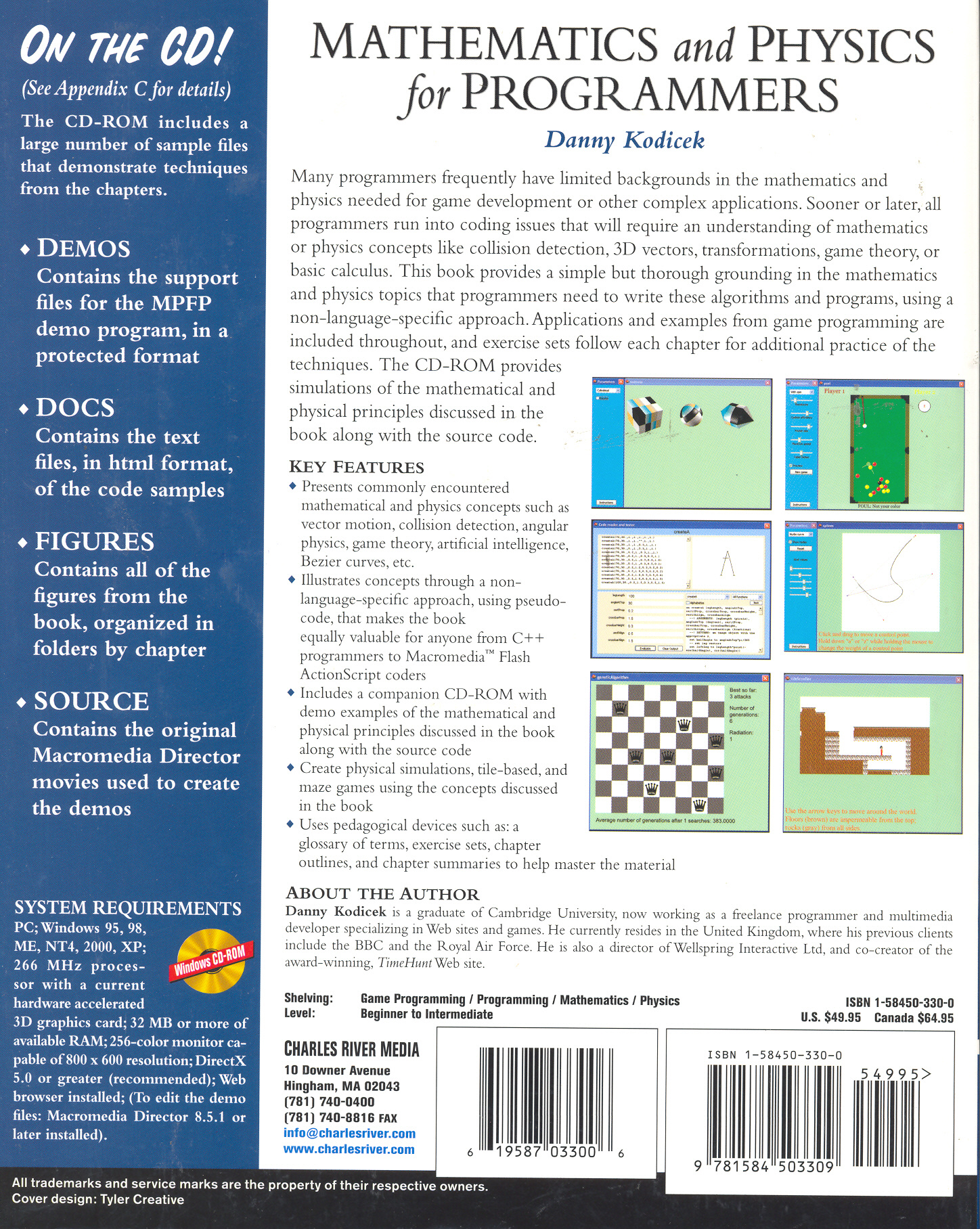 Beginning Math and Physics for Game Programmers 9474218 - salonurody ...