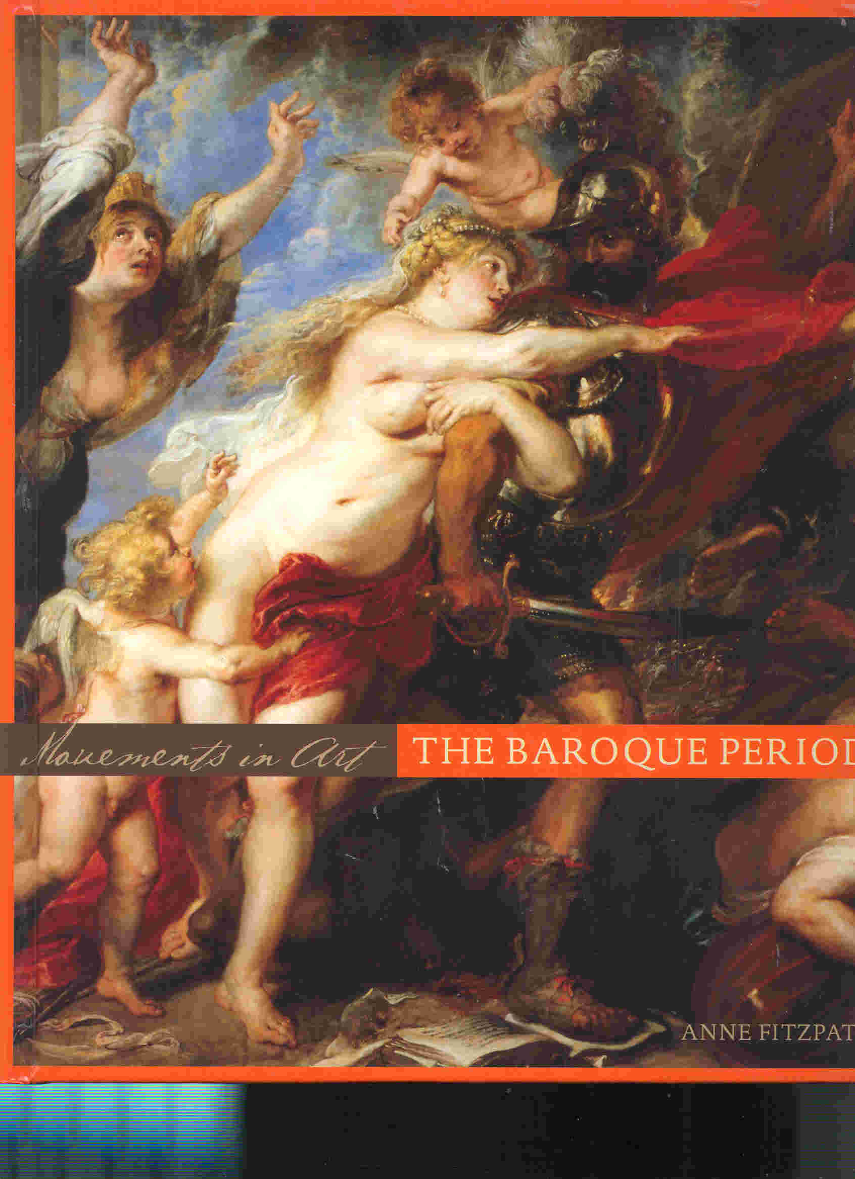 artists from the baroque period through