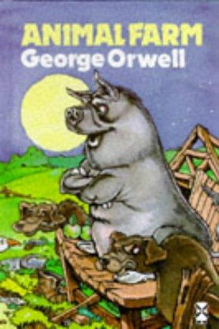 an analysis of the totalitarian rule in the novel animal farm by george orwell